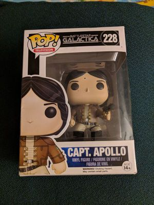 Funk TV POP Captain Apollo - Battlestar Gallactica for Sale in Los Angeles, CA