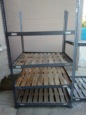 Metal shelving for Sale in Indianapolis, IN