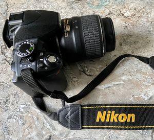 Nikon D3100 Camera for Sale in Miami, FL