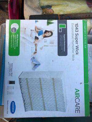 1043 super wick evaporative humidifier wick for Sale in Sacramento, CA