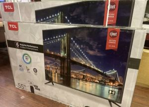 65 TCL ROKU TV 4K UHD HDR SMART TV for Sale in Colton, CA