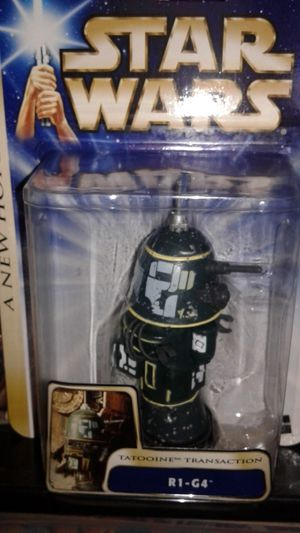 Star Wars action figure for Sale in Long Beach, CA