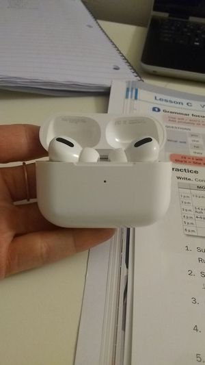 Earbuds Pro, Not Apple , and case for earbuds pro for Sale in Aspen Hill, MD