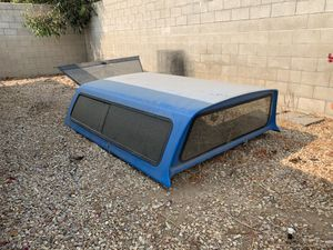 Truck Camper shell for Ford F-150, Long bed for Sale in Norco, CA