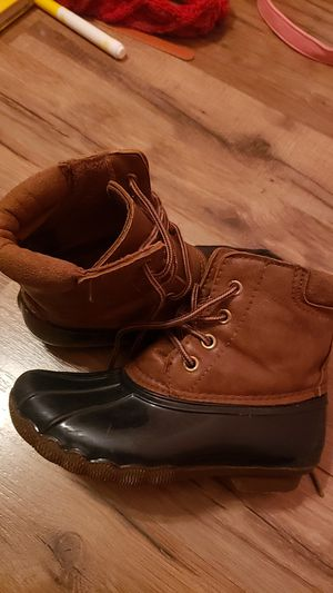 Girls winter boots size 13 for Sale in Kannapolis, NC