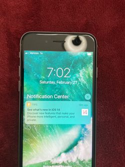 Unlocked 32 GB Silver iPhone 6S for Sale in Austin,  TX