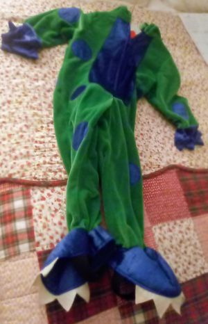 Dry cleaned 24 months dinosaur costume in excellent condition. for Sale in Kennedale, TX