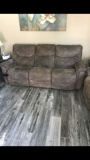 Recliner couches for Sale in Phoenix, AZ