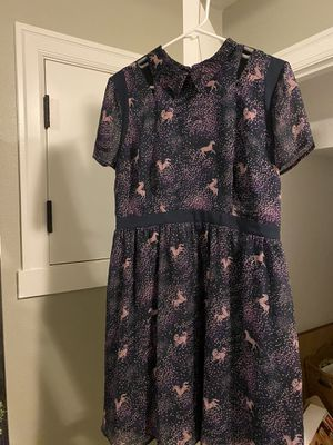 Lace & Mesh Purple Unicorn Dress w/ Pockets. Women's XL for Sale in Portland, OR