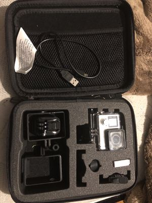 GoPro Hero 4Black best offer wins starting price $100 for Sale in Dallas, TX