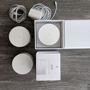 Google WiFi 3-pack for Sale in Santa Clara, CA