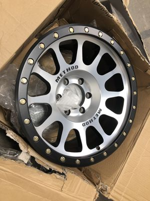 6x5.5 Method NV Wheel for Sale in Littleton, CO