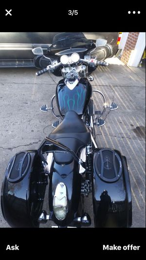 Kawasaki1600 mean streak for Sale in Ypsilanti, MI