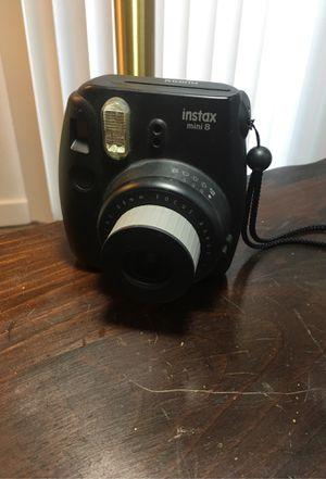 Instax mini 8 Polaroid Camera for Sale in Federal Way, WA