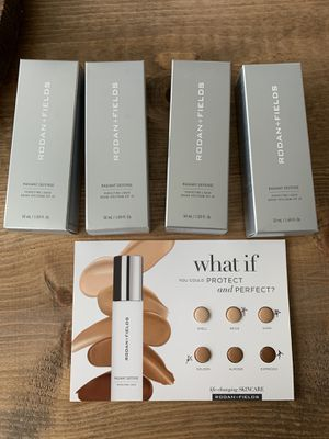 Rodan and Fields Radiant Defense....$40 each for Sale in Hillsboro, OR