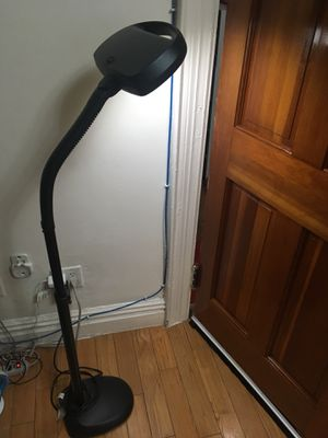 Verilux floor lamp for Sale in Brooklyn, NY