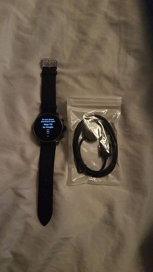 Fossil smartwatch DW6F1 for Sale in Snellville, GA