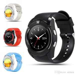 Smart watch SMART WATCH with Camera Bluetooth Connects to any IPHONEs or ANDROIDs Samsung LG HTC ZTE, BRAND NEW SMARTWATCH in retail packaging. Can for Sale in Alsip, IL