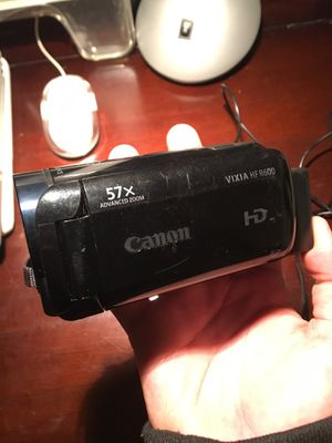 Canon hfr600 for Sale in San Francisco, CA