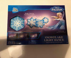 Frozen Snowflake Light Dance for Sale in Simpsonville, SC