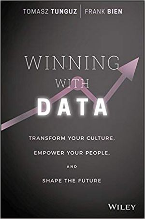 Winning with Data: Transform Your Culture, Empower Your People, and Shape the Future for Sale in San Francisco, CA