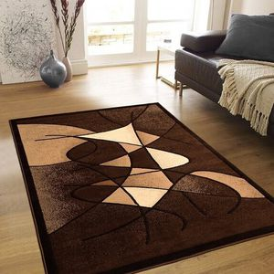 Brown color area rug brand new 5x7 for Sale in Salem, OR