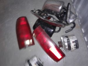 Lot of Different truck parts, worth it alone if you need an altenator for a core charge for Sale in Pikesville, MD