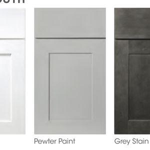 "NEW 30"" Grey Vanity w/ Quartz Top for Sale in Shelton, CT"
