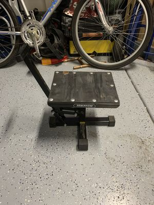 Motorcycle stand for Sale in Winchester, CA
