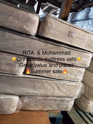 orthipedic mattress for Sale in Cicero, IL