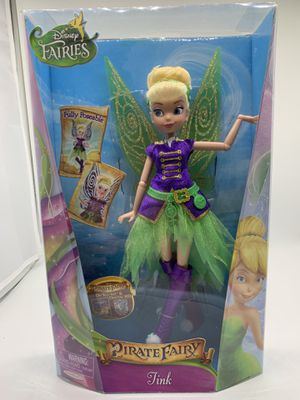 """Disney Fairies Tink Wave 9"""" Deluxe Fashion Doll Like New original box for Sale in Phoenix, AZ"""