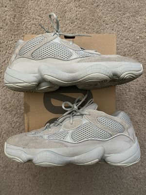 Adidas Yeezy 500 Salt Size 10.5 for Sale in Fremont, CA