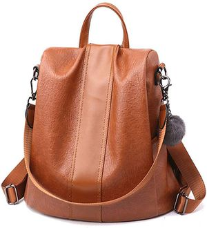 Fashion Women Anti-theft Backpack Waterproof Rucksack Shoulder School Bag for Sale in Port Angeles, WA