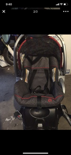 Car seat w/ stroller for Sale in Fontana, CA