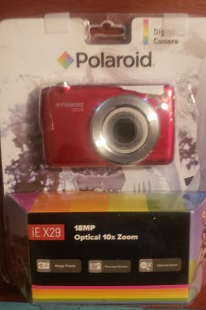New polaroid iex29 digital camera for Sale in Louisville, KY