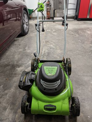 Greenworks Corded 20' Lawn Mower for Sale in Murfreesboro, TN