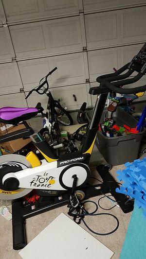 Pro-form exercise bike for Sale in Sarasota, FL