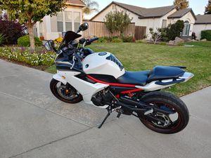 Yamaha FZ6R for Sale in Visalia, CA