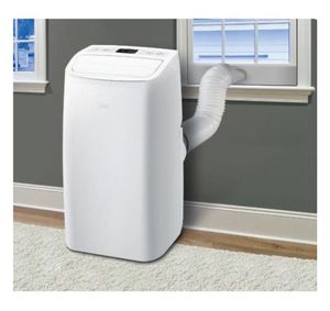 LG portable A/C & Dehumidifier & remote control10,000 BTU for Sale in Hollywood, FL