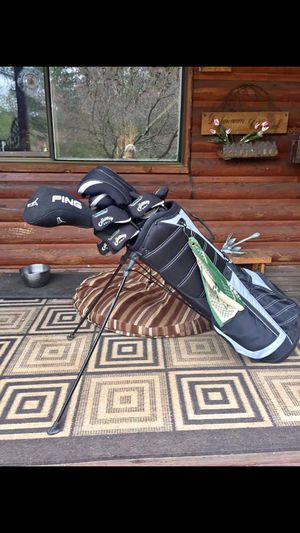 Ping Zing Black Dot Men's Golf Clubs for Sale in Silverdale, WA