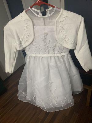 Communion/Flower Girl dress size 3-4yrs for Sale in Cherry Hill, NJ