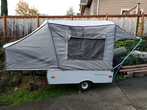 Coleman tent trailor for Sale in Auburn, WA