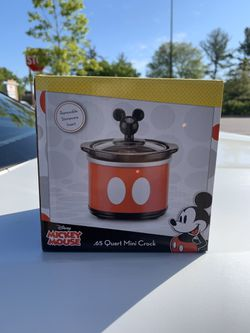 Mickey Mouse .65 Quart Mini Crock Pot for Sale in Columbia,  MD