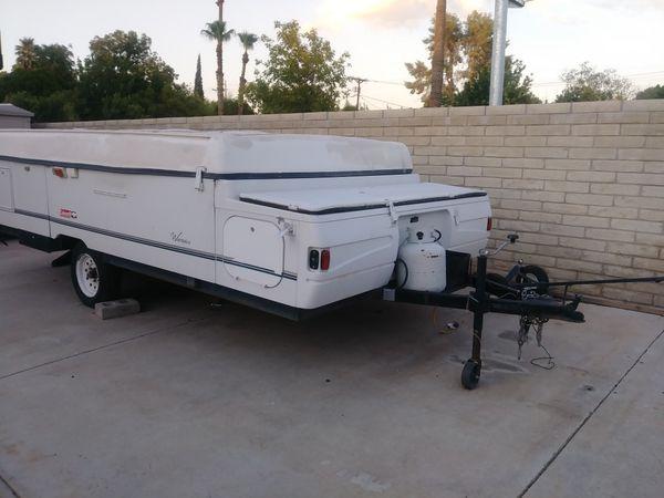 Pop-up camper Coleman 2000
