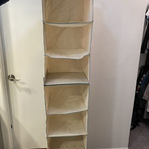 Closet Storage / Hanging Organizer for Sale in Dallas, TX