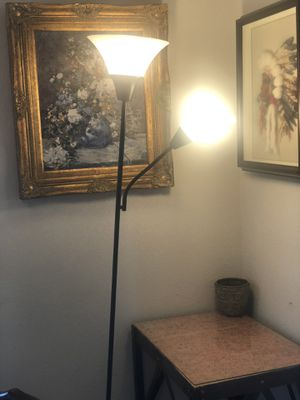 A Light floor Lamp for $25 for Sale in Hercules, CA