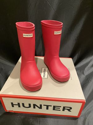 Girls Hunter Boots for Sale in Pasadena, CA