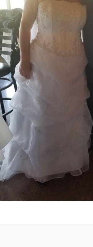 david's bridal wedding dress for Sale in Auburn, WA