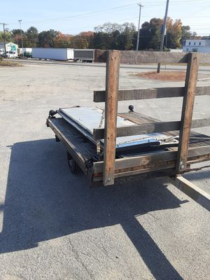 6×8 utility trailer for Sale in Hudson, NH