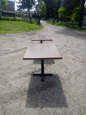 Two Tables From Restaurant. for Sale in Yelm, WA